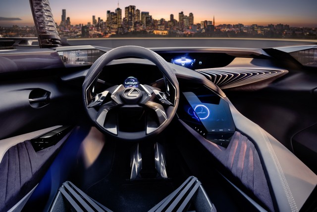 Le Lexus Concept Présente Une Expérience De Conduite Radicale Et Immersive En 3D 230611UX12locDH2016rgb
