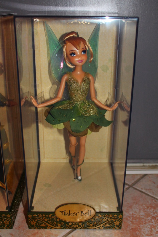 Disney Fairies Designer Collection (depuis 2014) - Page 20 231426IMG0458