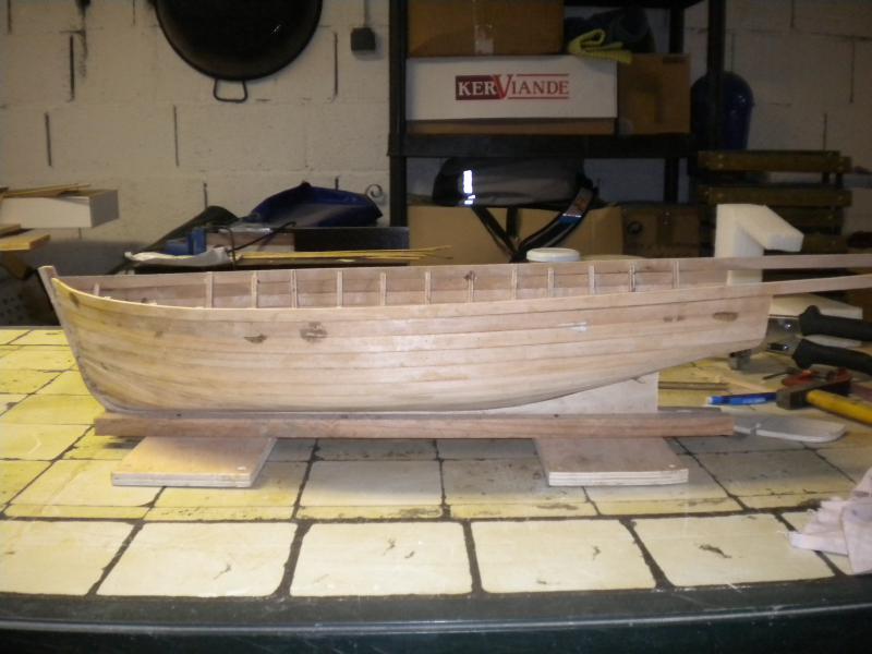 barque chalutiére au 1/20è d'après plans 231630DSCN2156
