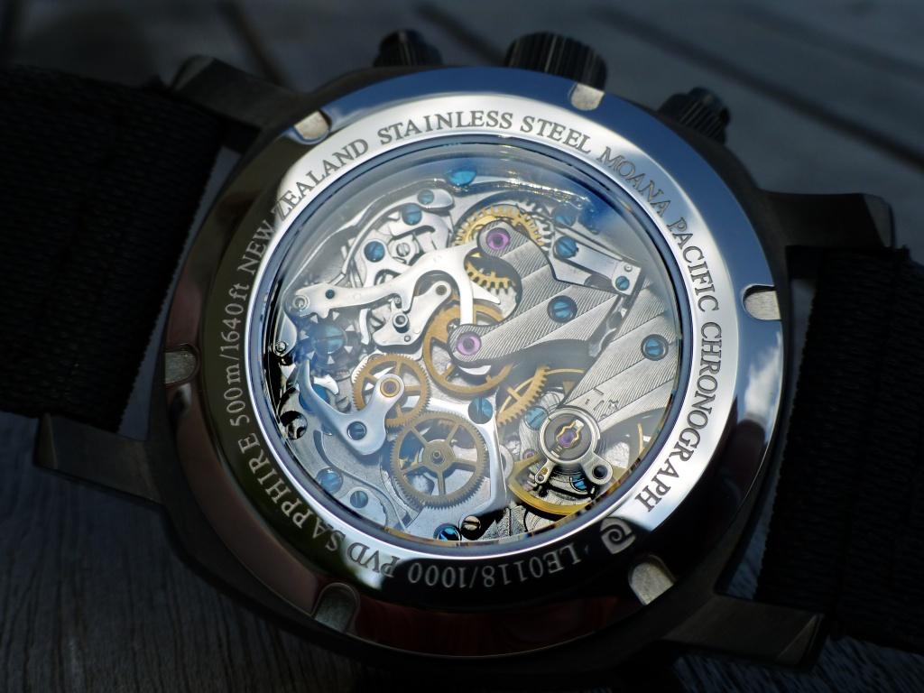 Conseils pour un chrono 231782doschronoblackpvdmagrette