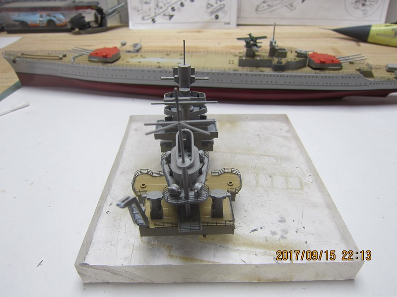 Cuirassé Admiral SCHEER hELLER 1/400 232233IMG4859Copier