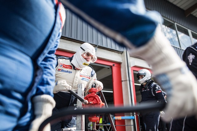 Franc Succès Pour Le 1er Rendez-Vous Des Rencontres Peugeot Sport 232747590647346b6c9