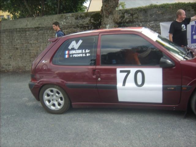 32è Rallye Tessy sur Vire Gouvets 2013 (vérifications techniques)  235618Aug3146