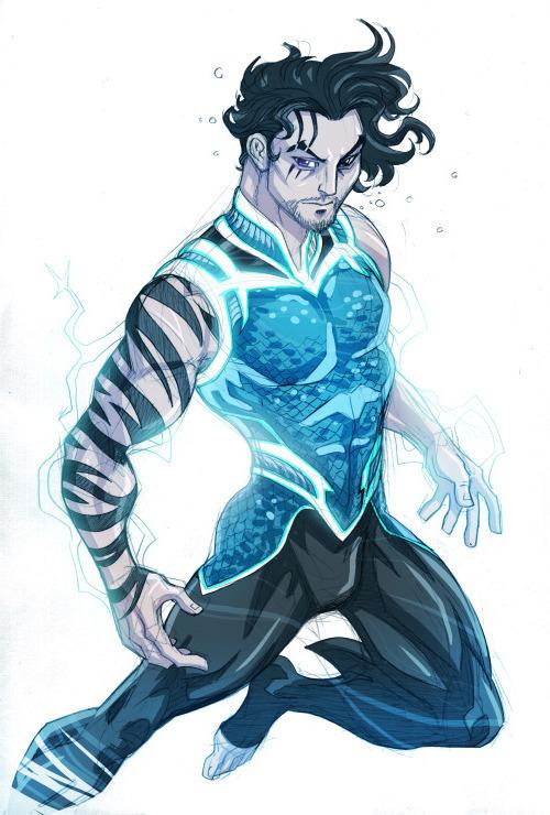"""Votre majesté."" [Aquaman] 2356310e9c6477f2b8cf9898cee5e35d3d7b21ConvertImage"