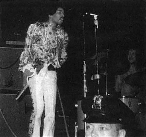 Seattle (Center Coliseum) : 6 septembre 1968  2376471968090601SeattleUSA