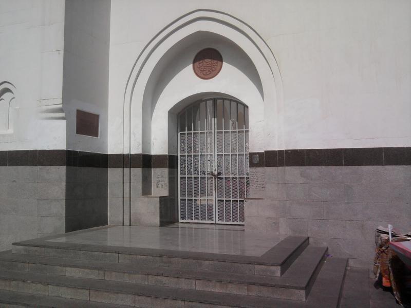 المدينة المنورة : مسجد علي بن أبي طالب 237709Mosali