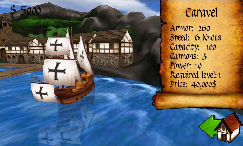 [JEU] AGE OF WIND 2 :Controllez votre propre bateau et trouvez le trésor [Lite/Payant] 2385305