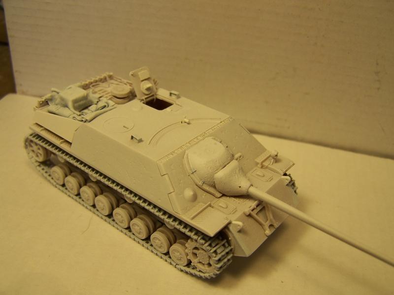( Esci 1/72) Jagdpanzer 4 L/70  (Terminé) 2387111005415
