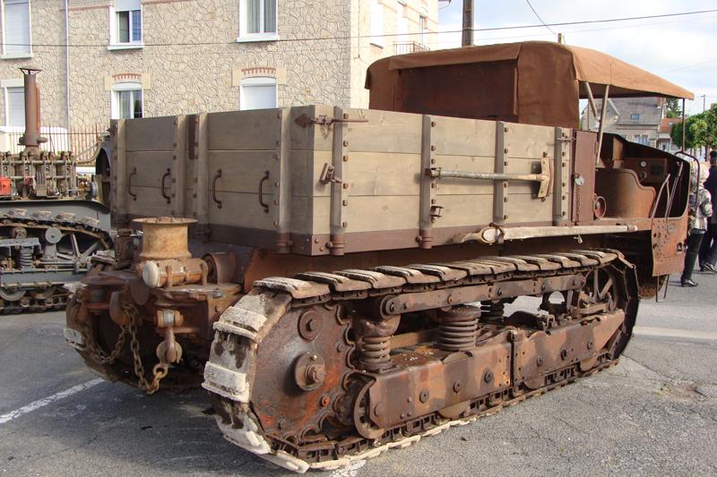 Berry-au-Bac, commémoration officielle du centenaire du premier combat de blindés français 239770DSC06787