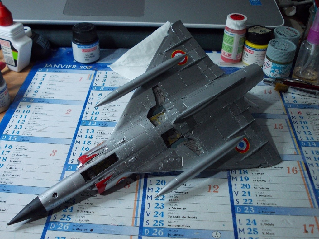 Mirage III C [Eduard 1/48] 240721M42