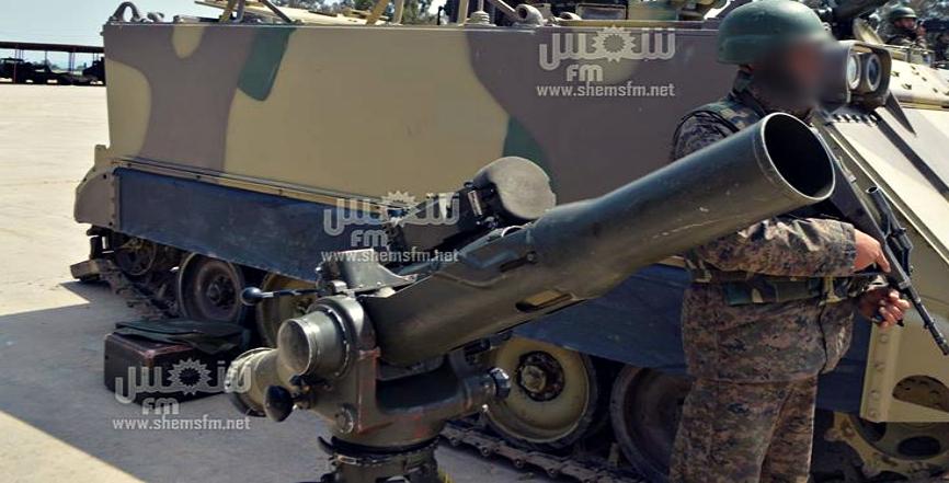 Armée Tunisienne / Tunisian Armed Forces / القوات المسلحة التونسية - Page 10 241406822