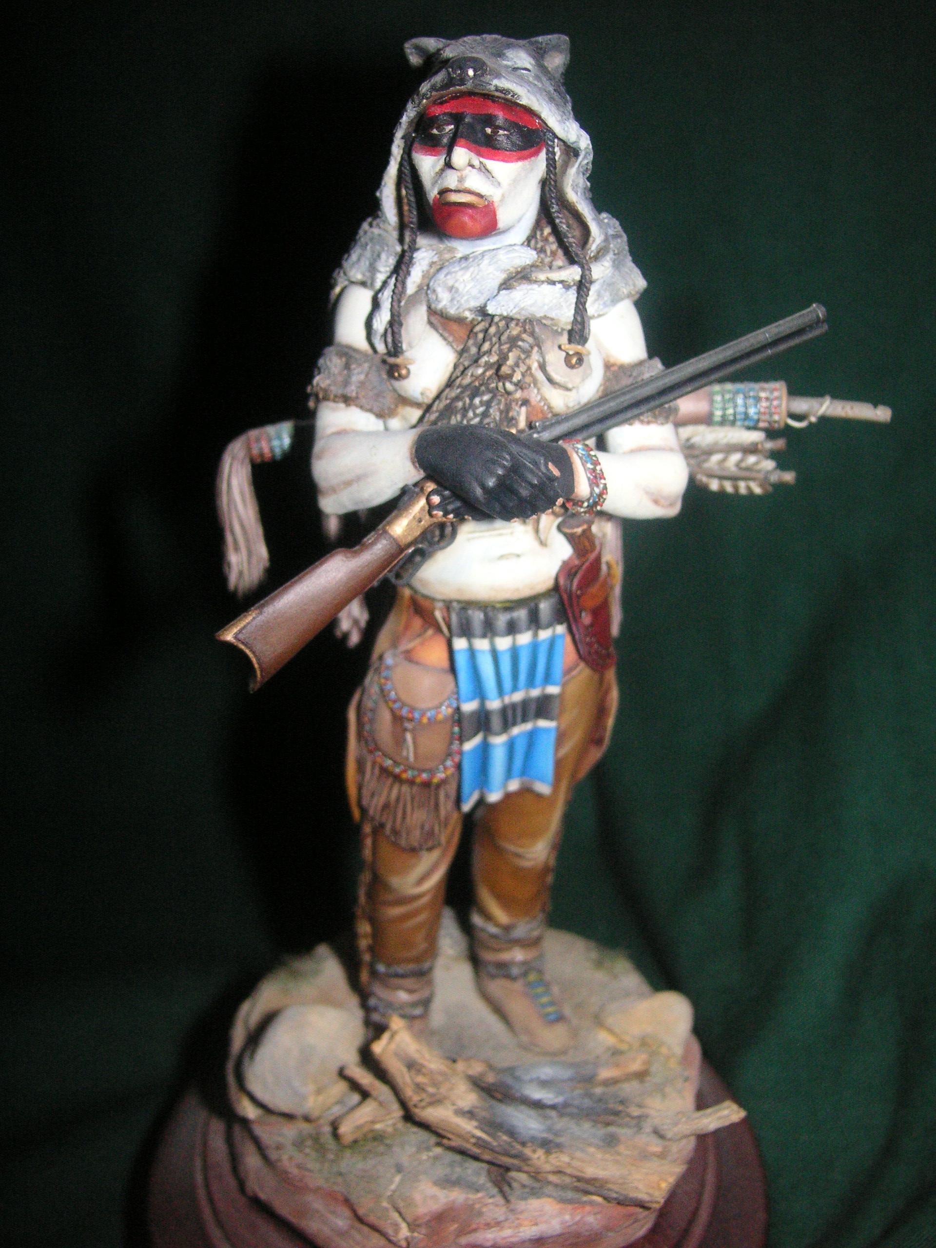 Amérindien CHEYENNE, Wolf Scout ,1876 241564Wolfscout021