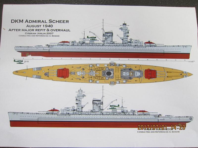 Admiral Scheer  Heller 1/400 Concours Heller 60 ans 241992IMG4682Copier