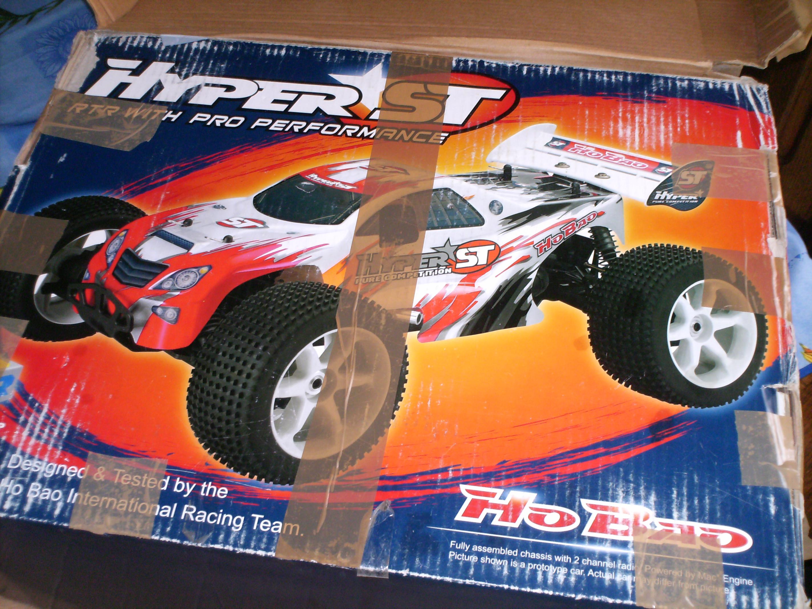 Hobao Hyper ST 242087HPIM3661