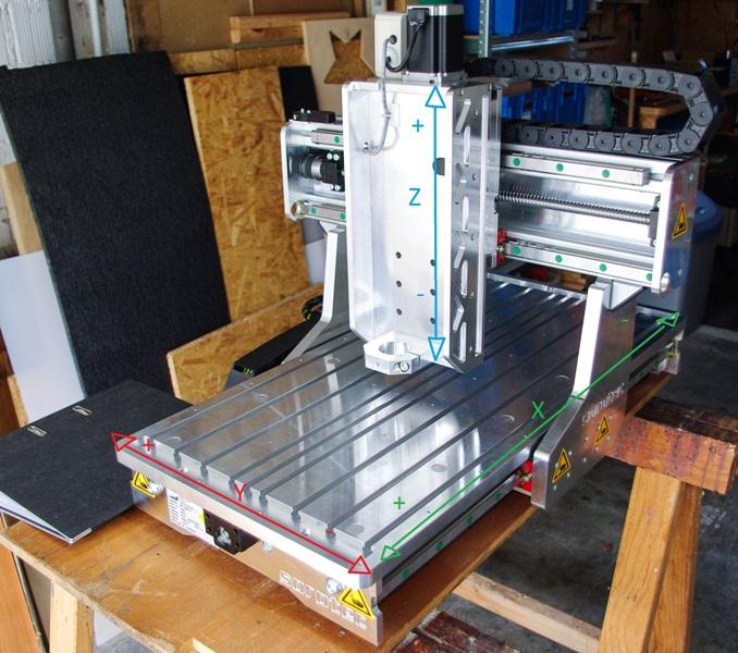 CNC Sorotec Compact Line 0604 - Page 3 242156IMGP1692Copie