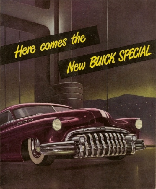Antique Cars Adverts Revised 242204buick1950special1a1