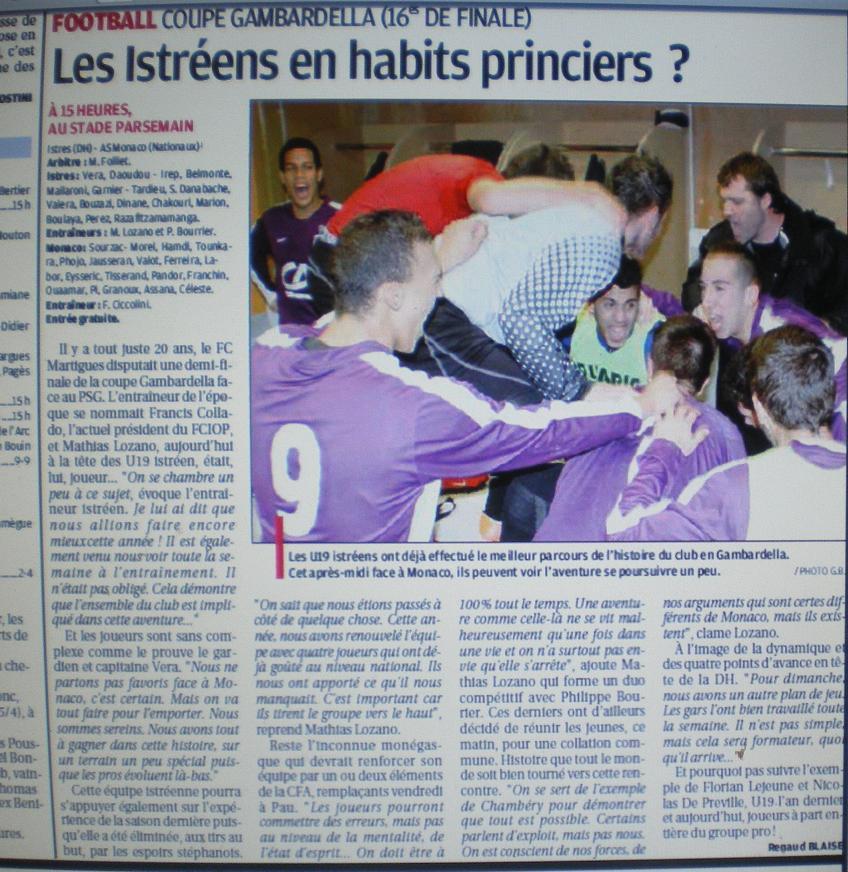 FC ISTRES B  // DHR  MEDITERRANEE  et AUTRES JEUNES  - Page 2 244705IMGP4377