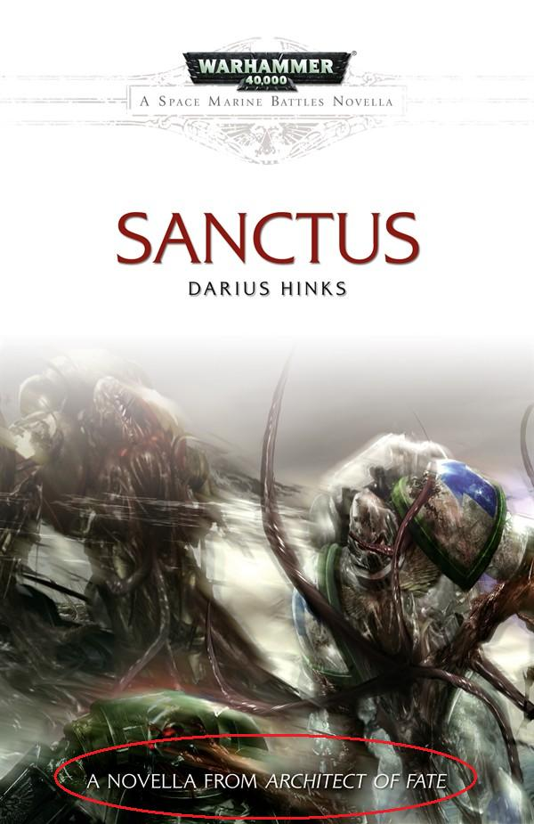 Ebooks of the Black Library (en anglais/in english) - Page 2 246358SANCTUS