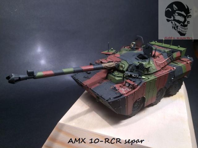 AMX 10 RCR SEPAR maquette Tiger Model 1/35 - Page 2 246829IMG3805