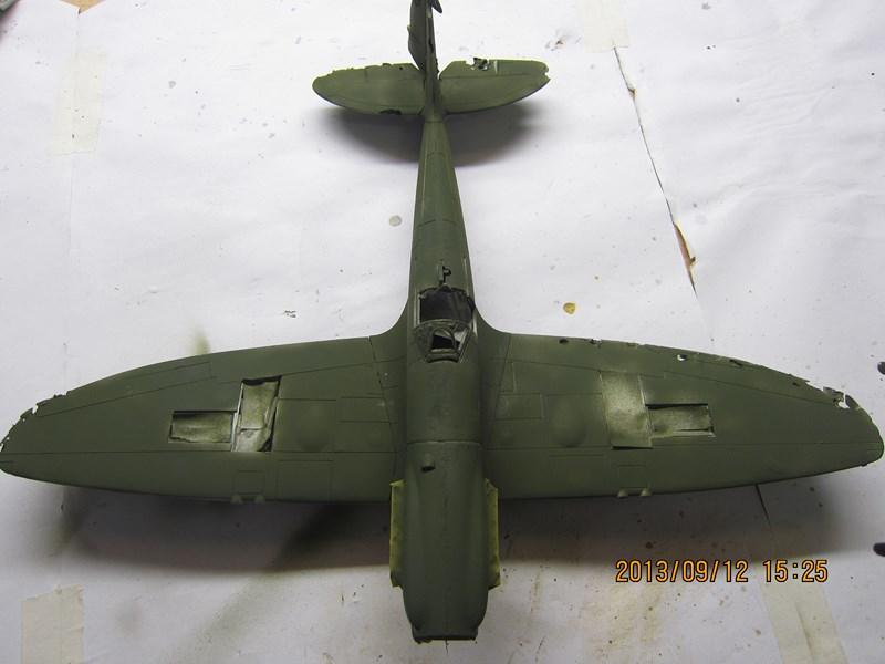 Spitfire au 32 de chez Matchebox 247539IMG1251Copier