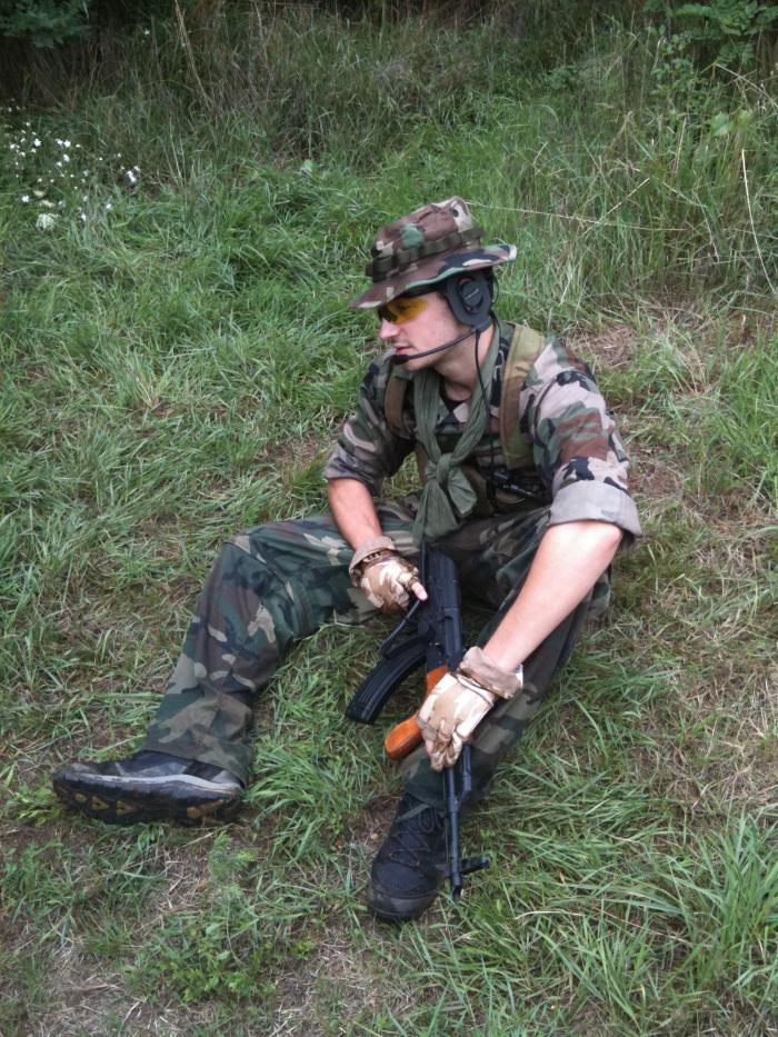 """Gear """"Romana Armata"""" Armée roumaine 248719IMG0295"""
