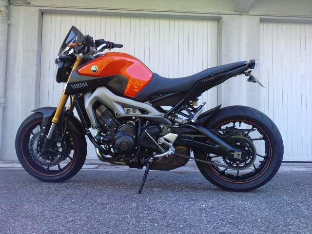 Photos de toutes les Yamaha MT-09 du forum ! :) 248956p0611114