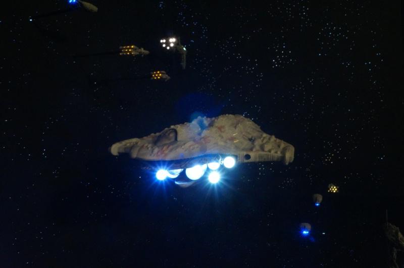 STAR WARS : Diorama Flotte rebelle - Page 6 250273DSC01267