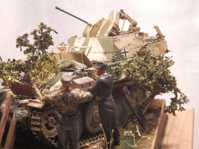 sd.kfz 140 flakpanzer (gépard) maquette Tristar 1/35 - Page 3 250382P8310013