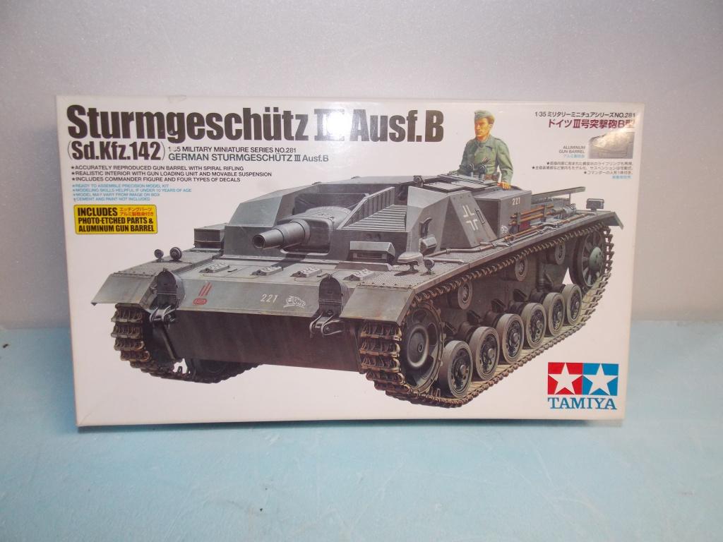 Quelque part front est été 41  Stug III ausf B (tamiya ) et SdKfz  252 (dragon ) 1/35 250431DSCN5383
