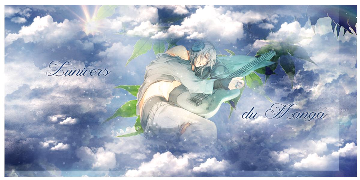 L'univers du Manga