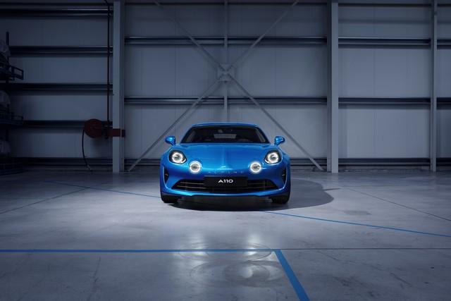 Alpine est de retour - A110, la voiture de sport française agile et compacte 2511248833416