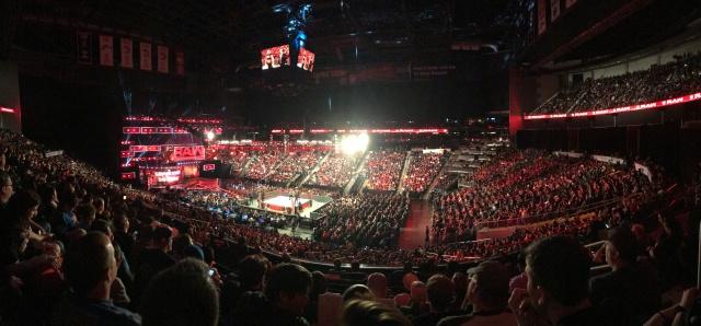 Review Monday Night RAW Atlanta 251132IMG0611