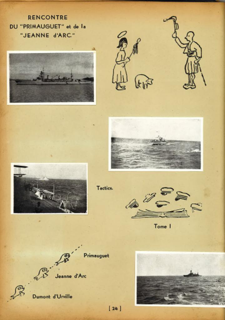 PRIMAUGUET (CROISEUR) - Page 2 2511371425