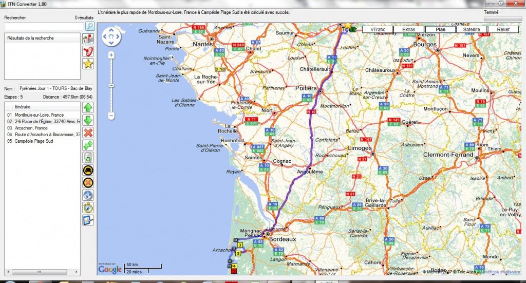 Préparation - LES PYRÉNÉES D'OUEST EN EST-10 jours en Sept 2012 251186Jour1
