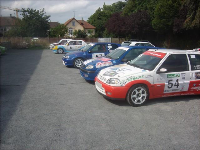 32è Rallye Tessy sur Vire Gouvets 2013 (vérifications techniques)  252248Aug3105