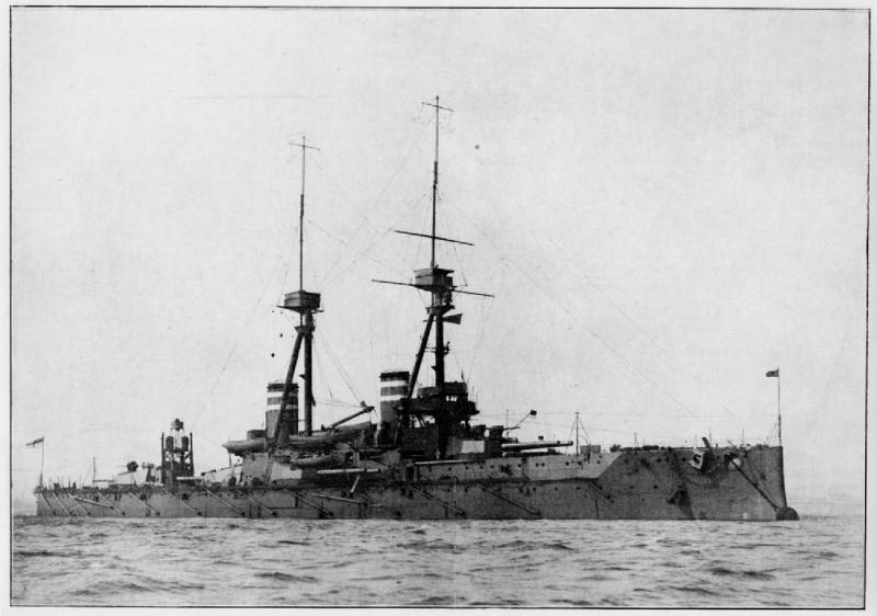 ROYAL NAVY CUIRASSES CLASSE COLOSSUS 253173HMSTemeraire