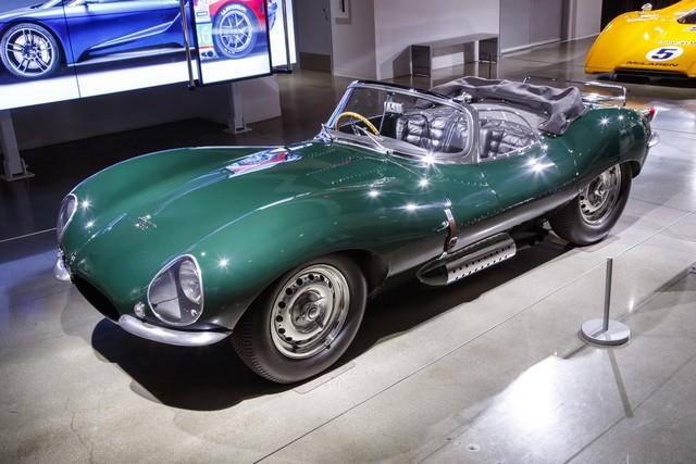 La « Nouvelle Jaguar XKSS D'origine » Dévoilée À Los Angeles  254953xksspetersenmuseum007