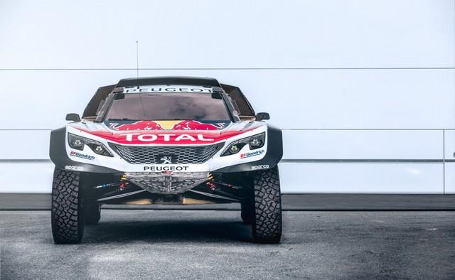 « Maximum Attact » Pour Peugeot, Avec Le Lancement De La 3008DKR MAXI 25500259529a4e5b7cd