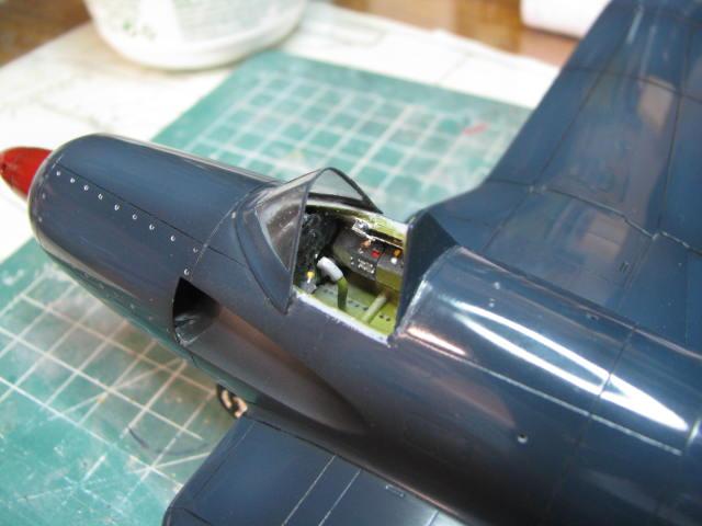 Ryan XF2R-1 Dark Shark Czech Model 1/48.....Terminé! - Page 4 255622IMG1318