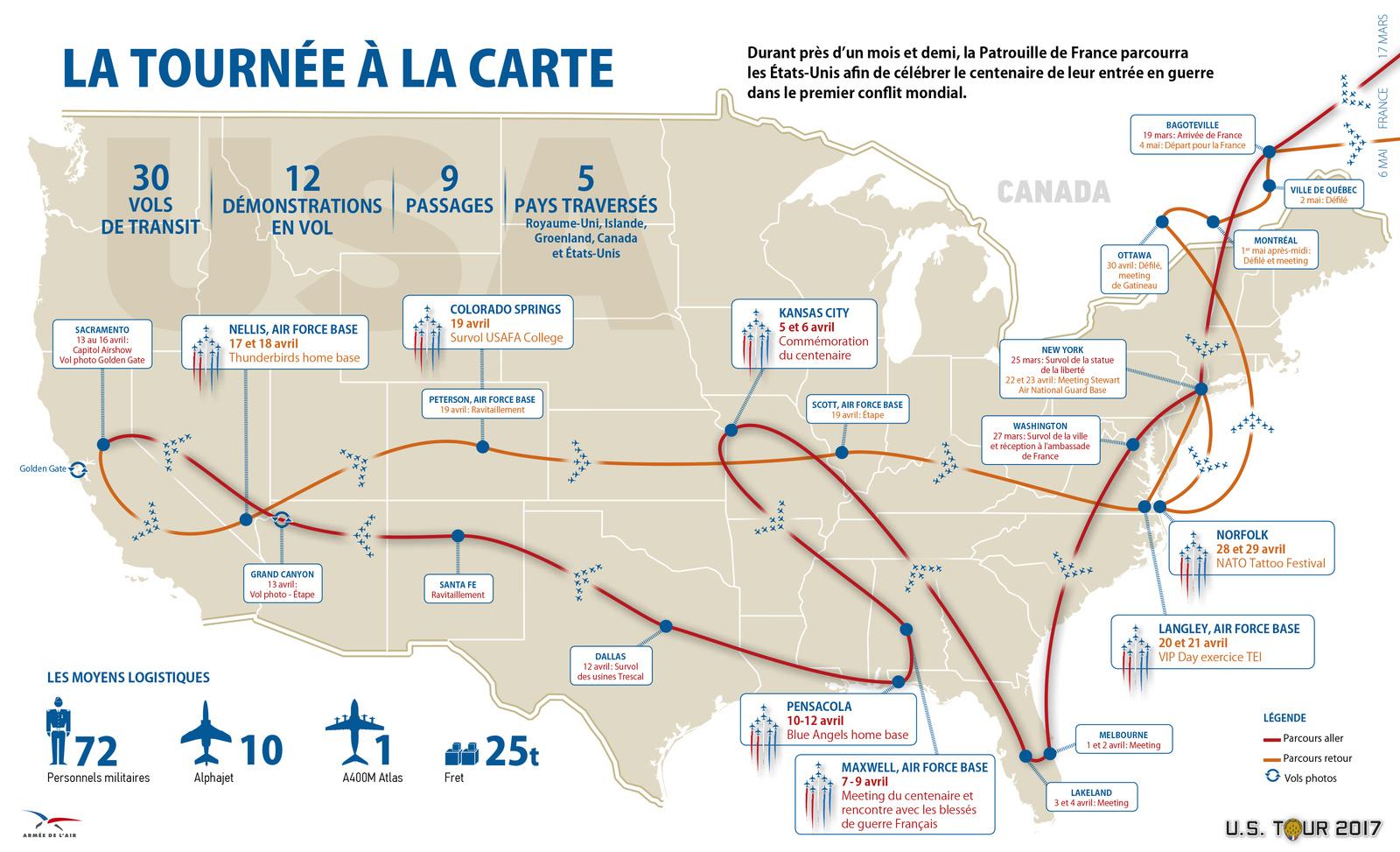 La Patrouille de France survole Cap Canaveral 256822pafusa10