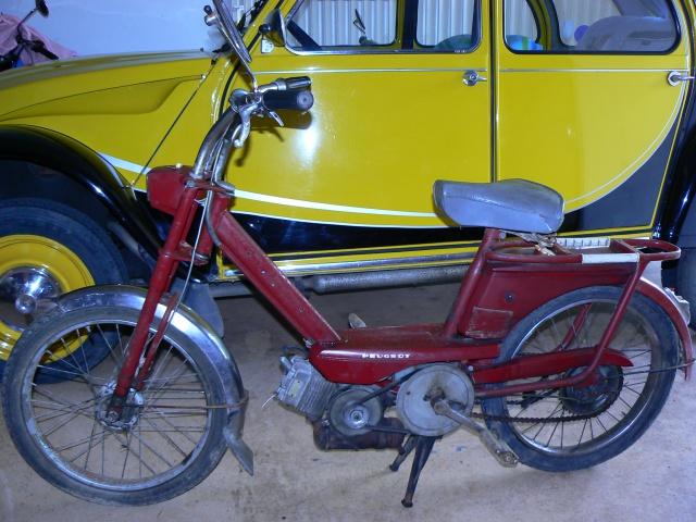 Peugeot 102 ( remise  en route ) 257758P1170012