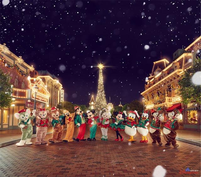 Hong Kong Disneyland Resort en général - le coin des petites infos - Page 11 259214w761