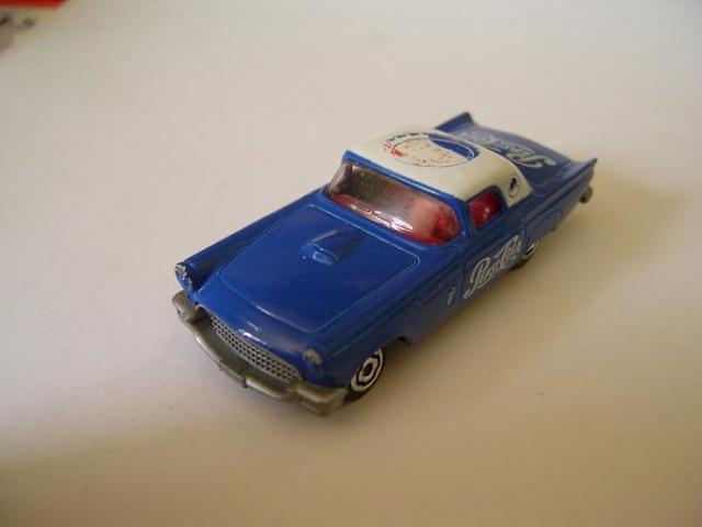 N°290 Ford thunderbirb 57 259285s4200012