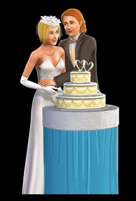 Les Sims™ 3 : Générations - Page 2 259464wedding