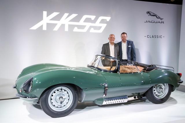 La « Nouvelle Jaguar XKSS D'origine » Dévoilée À Los Angeles  259928xksspetersenmuseum037