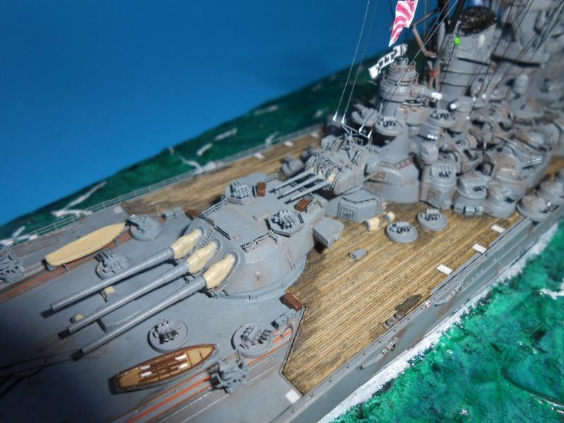 Yamato 1/700 Version 5 Avril 1945 261160DSCN6381