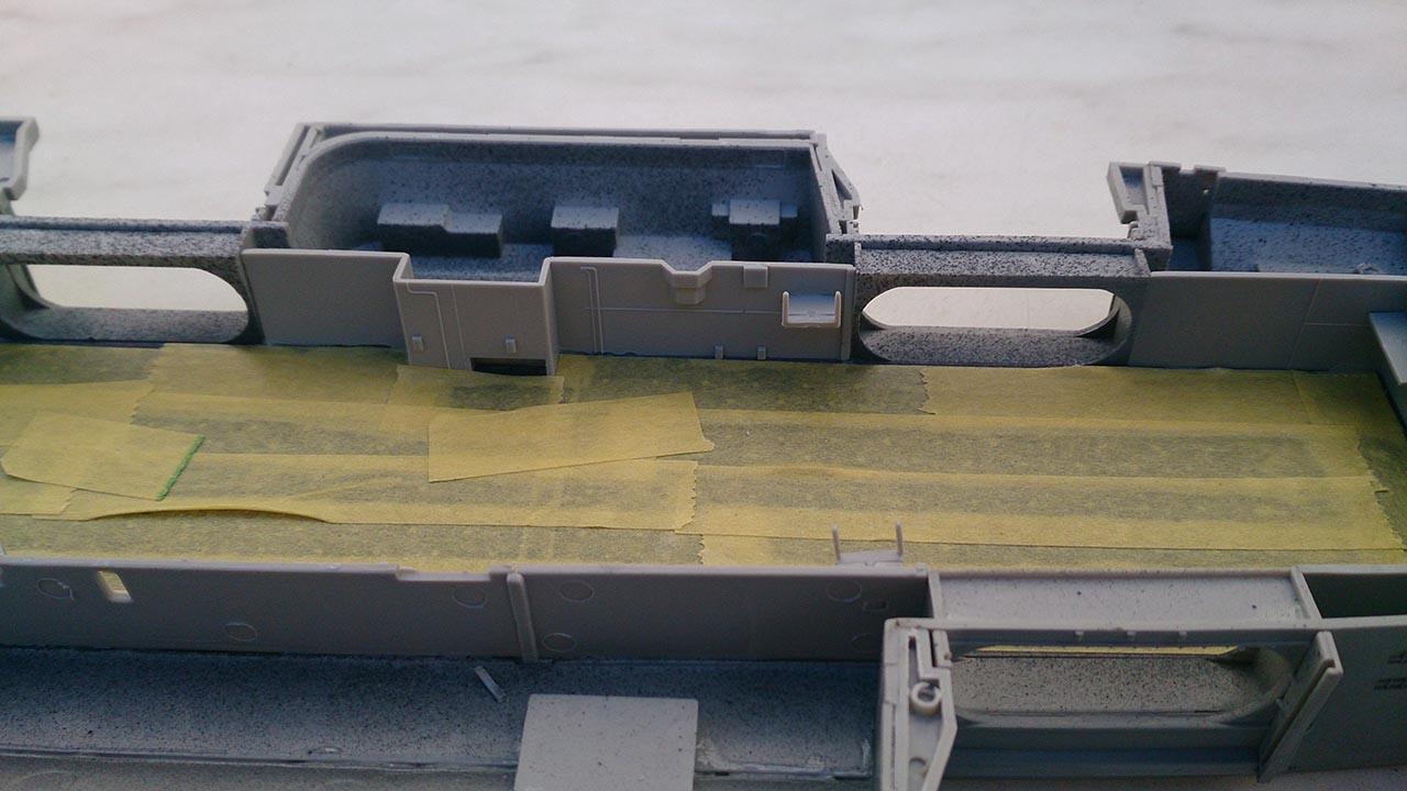 USS Theodore ROOSEVELT CVN-71 [Trumpeter 1/700] 262388cvn7127