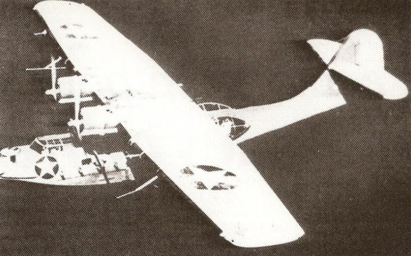 CONSOLIDATED PBY CATALINA  262760ConsolidatedCatalinaUSNavy