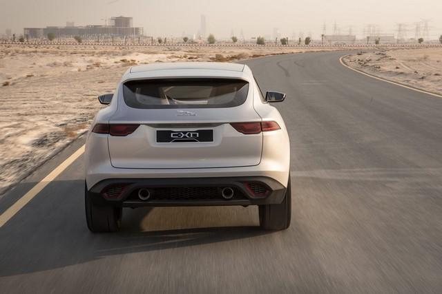 Jaguar C-X17 Concept Sport Crossover dévoilé au Dubaï Motor Show  263136jaguarcx17conceptdubaimotorshow20