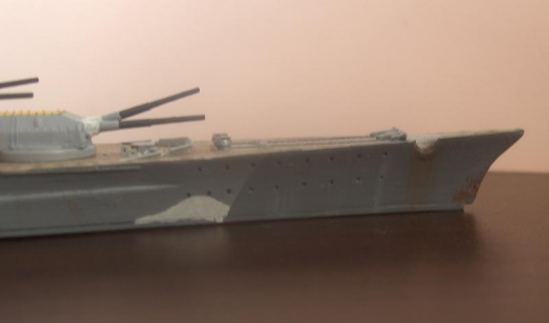 Bismarck 1/700 [Trumpeter] - Page 3 263384HPIM2153